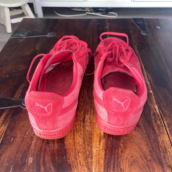 PUMA: Men's Sneaker, Barbados Cherry 11